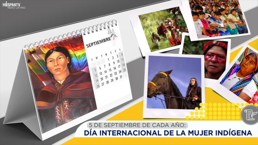 Esta semana en la historia: Día Internacional de la mujer indígena
