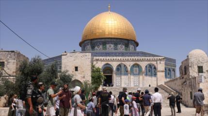 HAMAS: Fiestas israelíes serán días de ira si agreden a Al-Aqsa