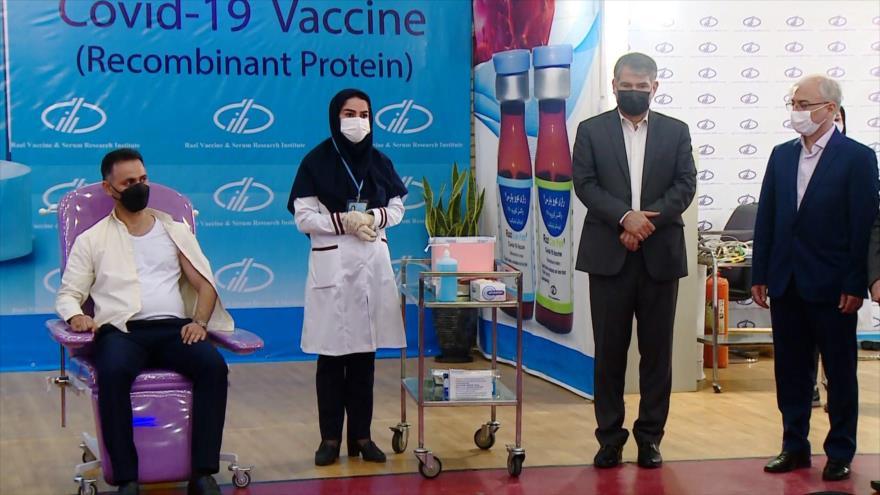 Se pone en marcha tercera fase de ensayo clínico de Razi COV-Pars