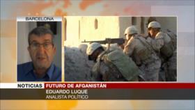 Luque: Lo correcto para Afganistán es buscar un gobierno inclusivo