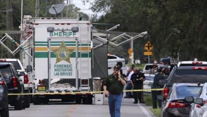 Tiroteo en Florida deja 4 muertos, incluida una madre y su bebé