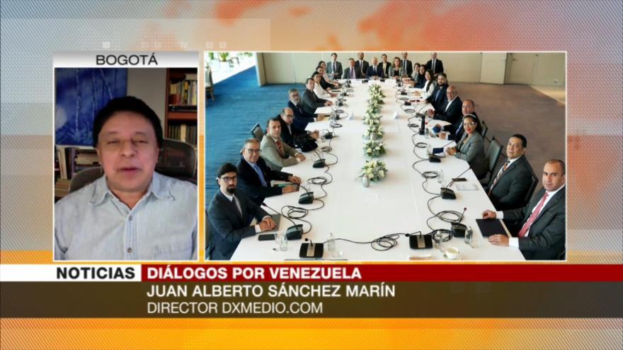 Sánchez: Gobierno venezolano se hace fuerte y oposición se debilita   HISPANTV