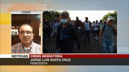 Santa Cruz: México usa a migrantes como moneda de cambio ante EEUU