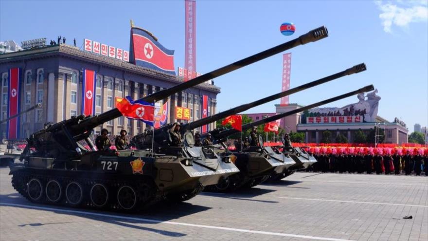 'Pyongyang tiene a tiro todas las bases de EEUU en Corea del Sur' | HISPANTV