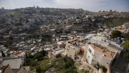 """Palestina censura """"peligroso"""" plan expansionista israelí en Al-Quds"""