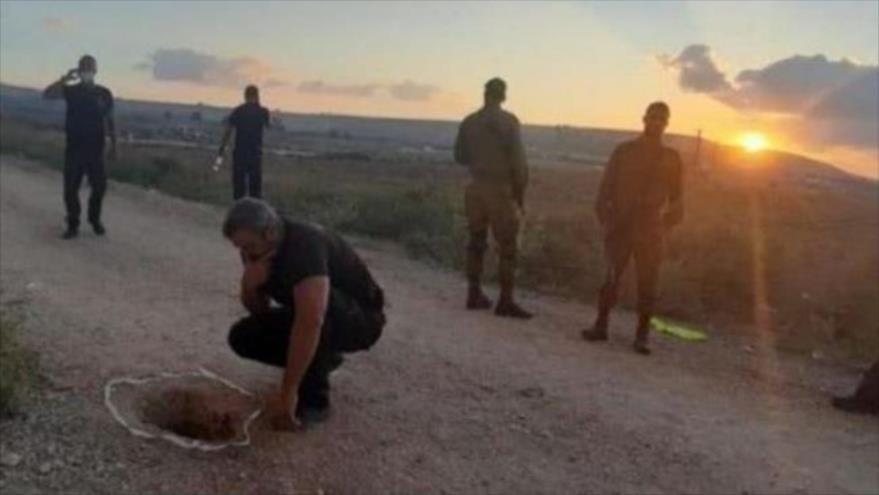 Gran agujero de seguridad: Seis palestinos huyen de cárcel israelí
