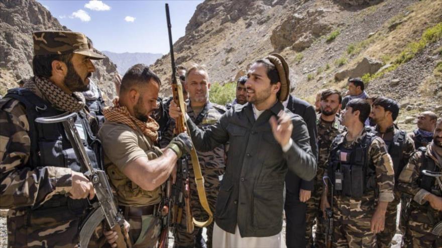 Líder de resistencia afgana llama a levantamiento nacional | HISPANTV