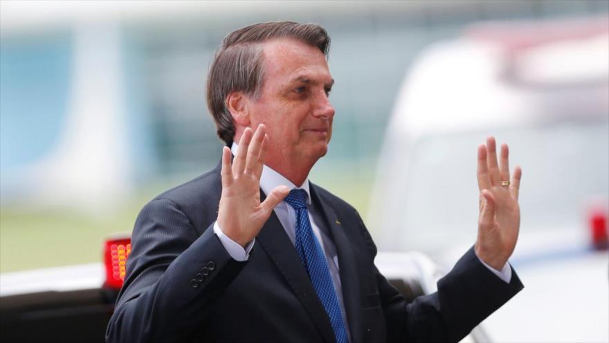 Líderes políticos de 26 países alertan de golpe de Estado en Brasil | HISPANTV