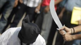 Arabia Saudí ejecuta a joven chií en medio de represión de disidentes