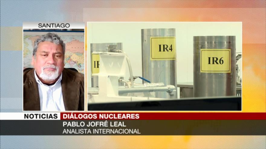 Jofré Leal: EEUU no es de fiar respecto al pacto nuclear con Irán | HISPANTV