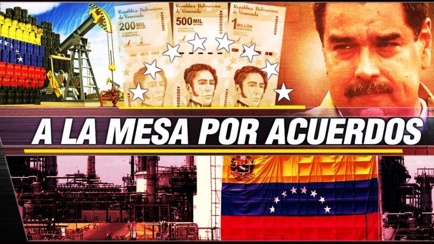 Detrás de la Razón: Negociaciones por Venezuela