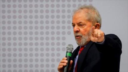 """Lula acusa a Bolsonaro de incitar a """"división, odio y violencia"""""""