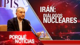 El Porqué de las Noticias: Acuerdo nuclear. Crisis en Afganistán. Elecciones en Venezuela