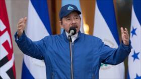 Presidente de Nicaragua pide unidad ante litigio con Colombia