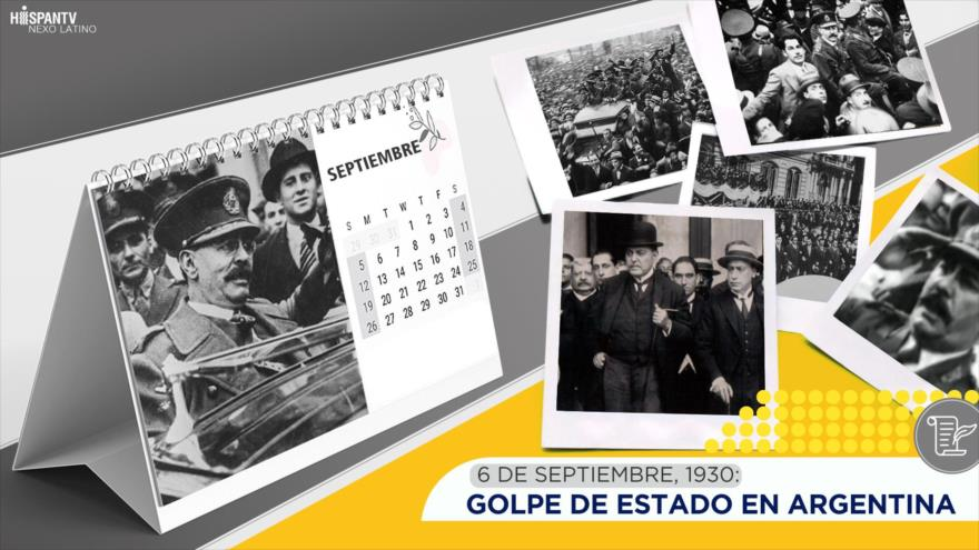 Esta semana en la historia: Golpe de Estado en Argentina