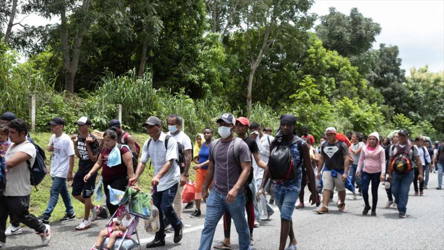 """MSF alerta: Migrantes en México están en """"vulnerabilidad extrema"""""""