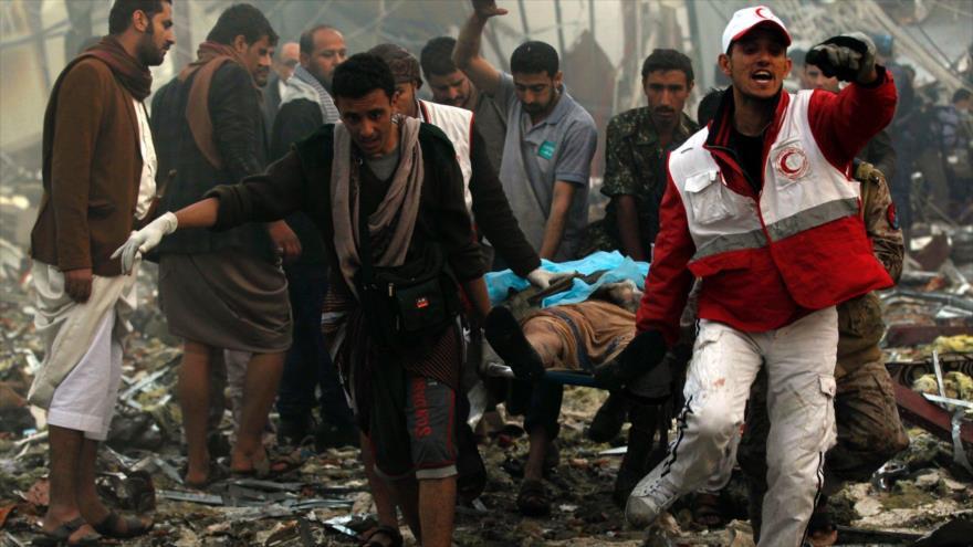 Yemen fustiga apoyo de EEUU y el Reino Unido a agresión saudí | HISPANTV