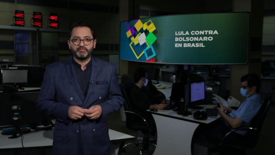 Buen día América Latina: Lula contra Bolsonaro en Brasil