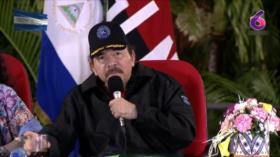 "Daniel Ortega tilda de ""terroristas"" a un grupo de opositores"