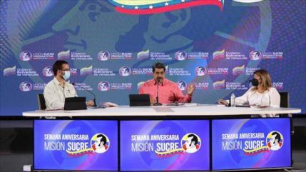 Maduro denuncia: Duque intentó romper diálogos con oposición