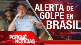 El Porqué de las Noticias: Situación en Afganistán. Alerta en Brasil. Críticas de Daniel Ortega