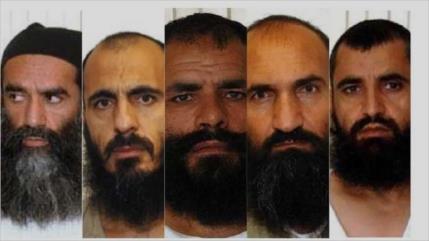 ¿Mera coincidencia? Exreos de Guantánamo, parte de gobierno talibán