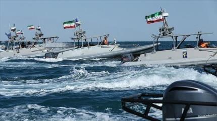 Irán: Tropas extranjeras no están bienvenidas en el Golfo Pérsico