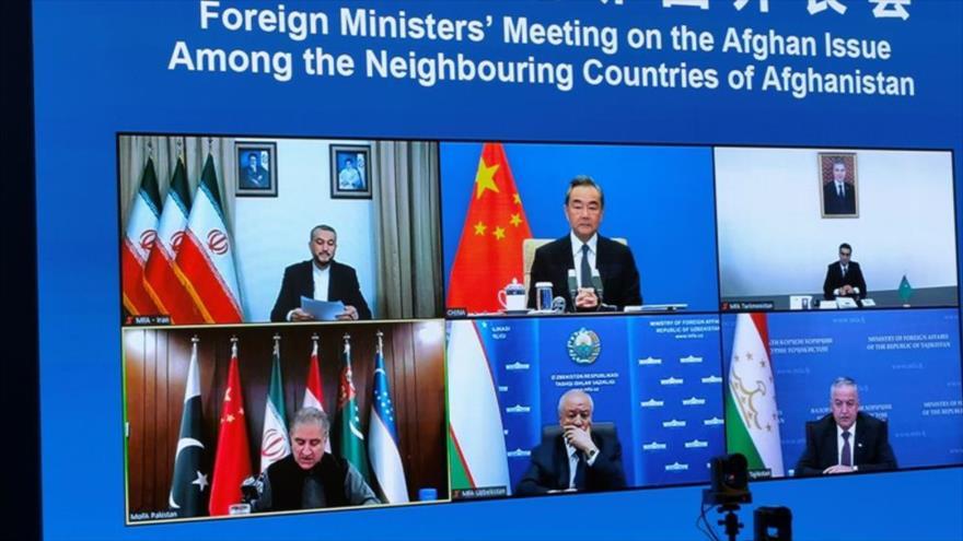 Irán: Nuestra prioridad es la estabilidad y la paz en Afganistán | HISPANTV