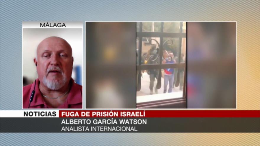 García Watson: Castigo colectivo es estrategia habitual de Israel