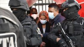 Autoridades bolivianas alertan: Hay posibilidad de fuga de Áñez