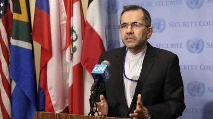 Irán alza la voz: COVID-19 y sanciones de EEUU son dos virus nocivos