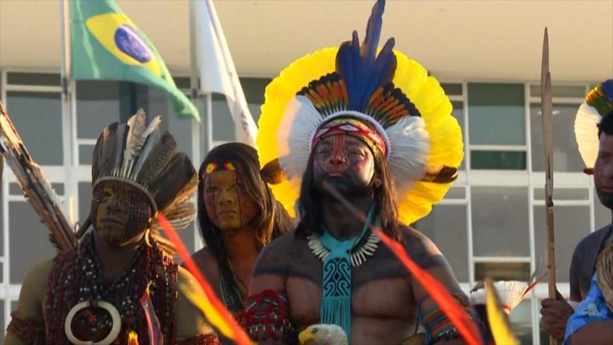 Tribus indígenas de la Amazonía de Brasil, guardianes de la Selva