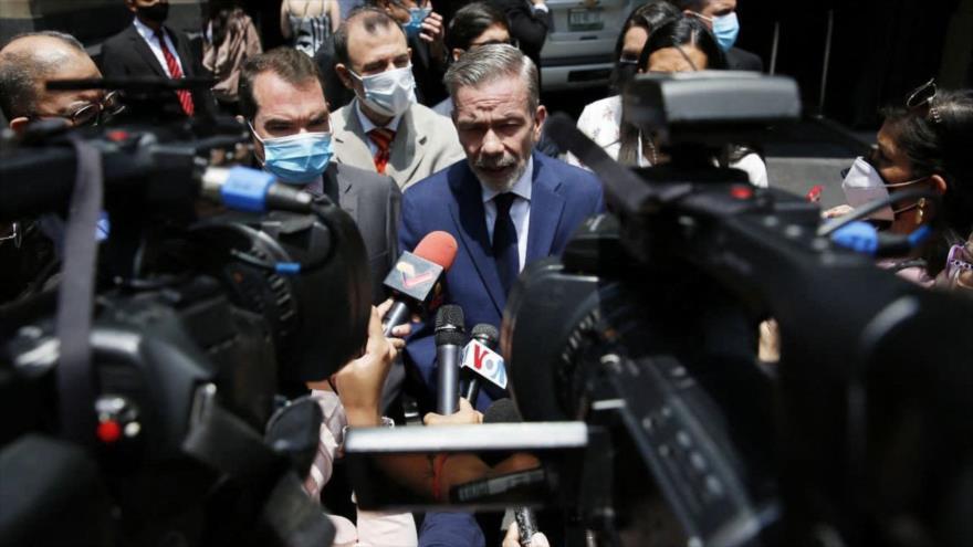 EEUU y Europa: Fin de sanciones a Venezuela depende de diálogos | HISPANTV