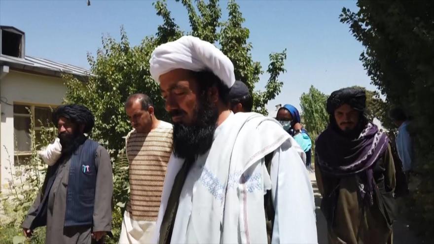 El mundo reacciona ante el anuncio del gabinete de Talibán | HISPANTV