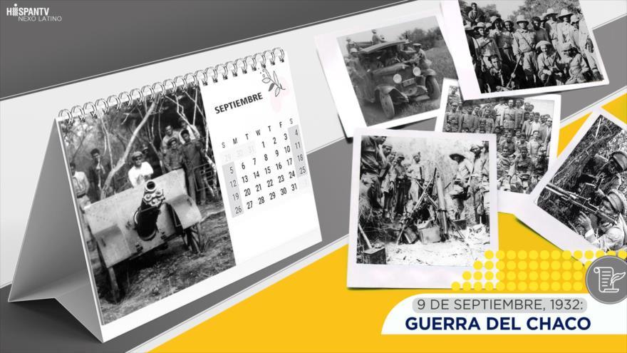 Esta semana en la historia: Guerra del Chaco