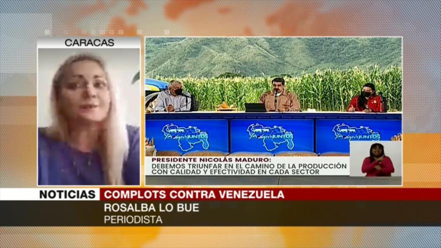Lo Bue: Sanciones anti-Venezuela afectan a pueblo y Gobierno