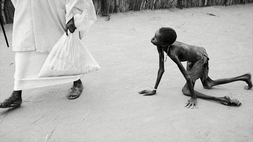 Fotos que sacuden al mundo: Ladrón