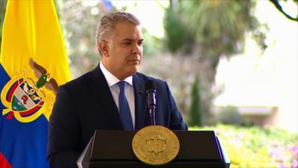 En medio de críticas, Duque destaca logros de su Gobierno en DDHH