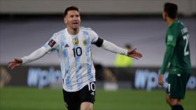 Messi bate un récord de Pelé, gracias a triplete ante Bolivia