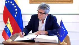 La UE nombra en simultáneo nuevos embajadores de Venezuela y Cuba