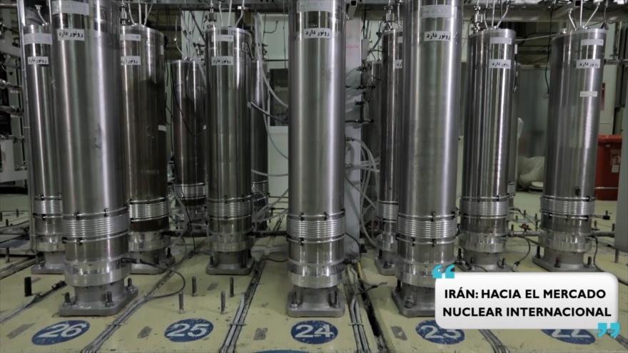 Energía Atómica de Irán: Centrifugadora IRS