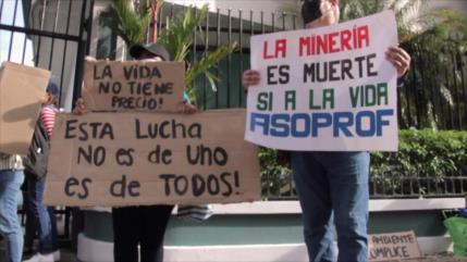 Movimientos sociales rechazan política minera en Panamá