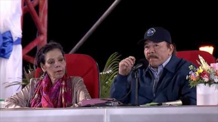 Presidente de Nicaragua: Cuba libra batalla contra bloqueo feroz