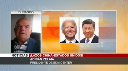 'Élite que controla EEUU considera a China un enemigo estratégico'