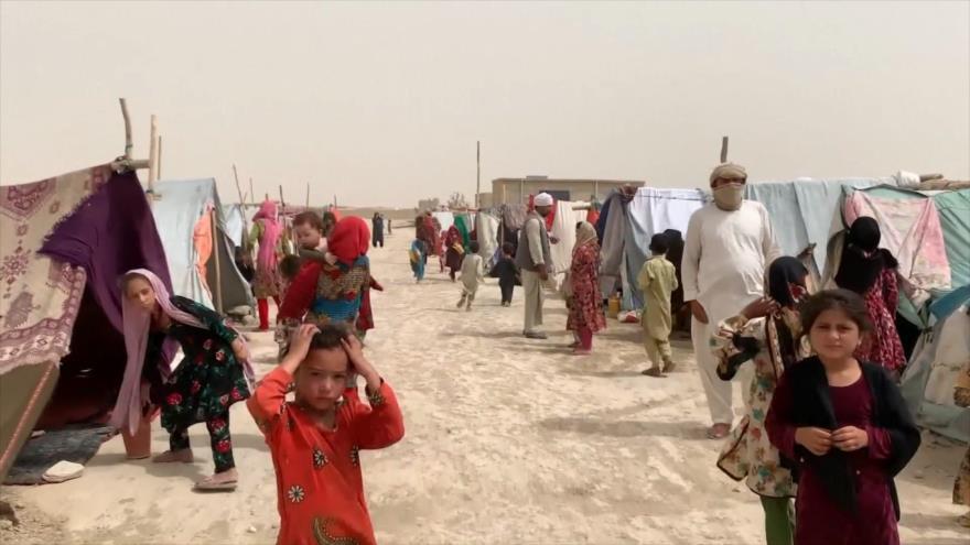 "Afganistán se enfrenta a la ""inseguridad alimentaria aguda"" | HISPANTV"