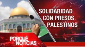 El Porqué de las Noticias: Presos palestinos. Crisis humanitaria en Afganistán. Indígenas contra Bolsonaro