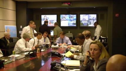 Servicio Secreto de EEUU revela fotos inéditas del 11-S de 2001