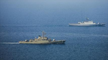 La Armada de Irán garantiza seguridad de las rutas marítimas
