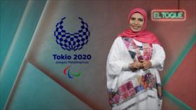 El Toque: Las mujeres iraníes brillaron en los Paralímpicos de Tokio 2020, vaca atrapada en un árbol, granja lechera flotante