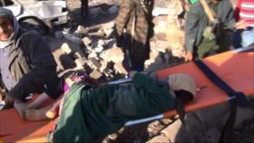 PoliMedios: Civiles, principal víctima de invasión saudí
